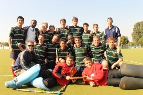Hockey Boys win U18 Mpumalanga Final