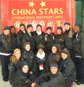 Girls Hockey- China Tour: 28 March - 6 April 2013