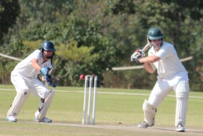 Uplands Cricket vs Rhodes University