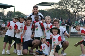 Developing cricketers for the future