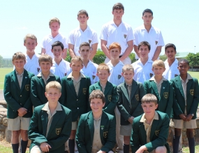 Uplands Mpumalanga Cricket Representatives